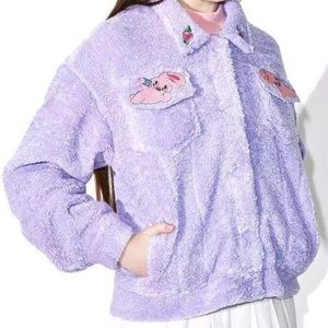 Lazy Oaf Jackets & Coats - Esther Loves Oaf